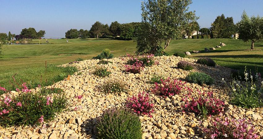 Entretien Espace vert, les Jardins de Cabrières