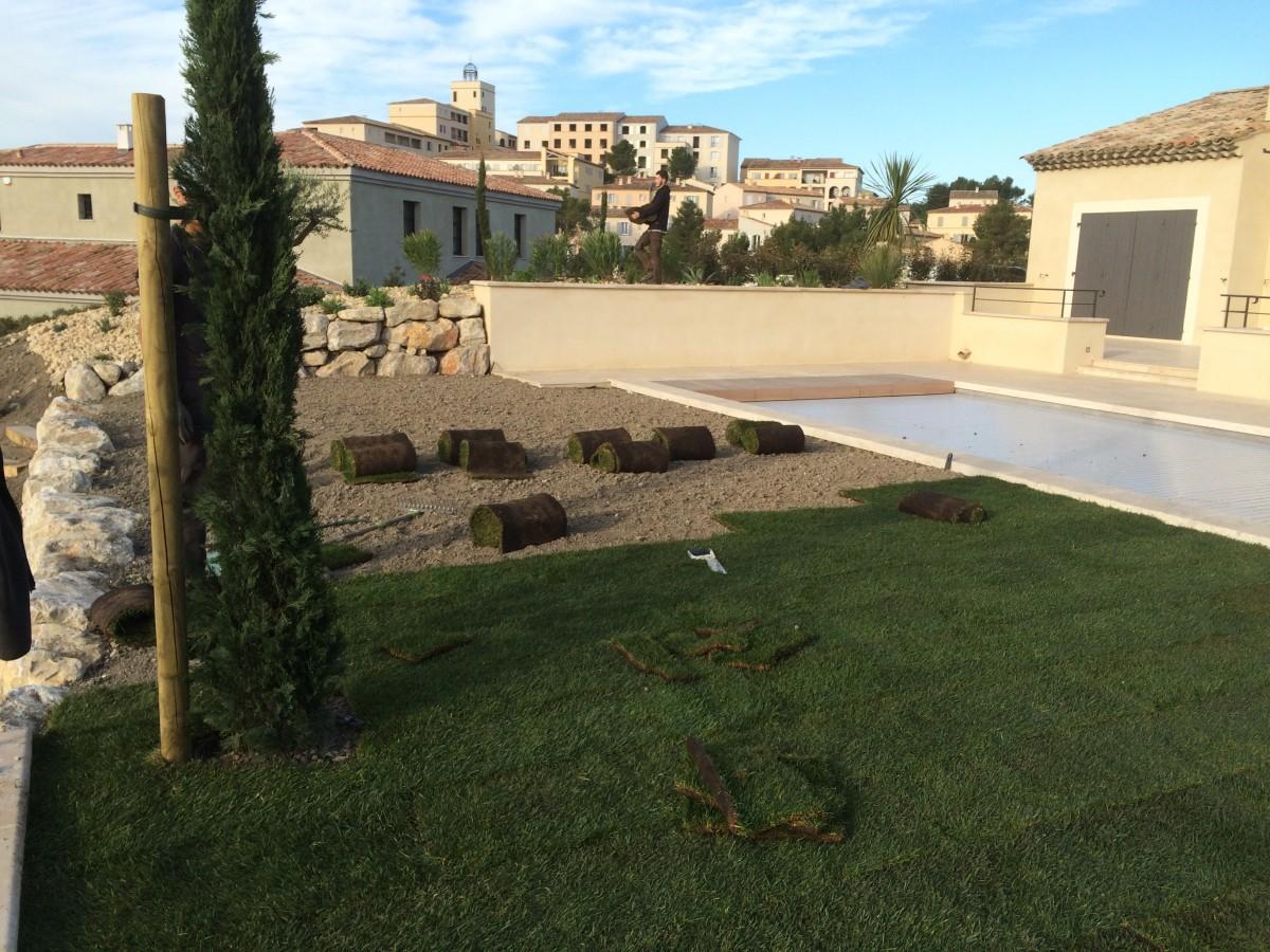 jardin architecte paysagiste aix en provence | Les jardins de Cabrières