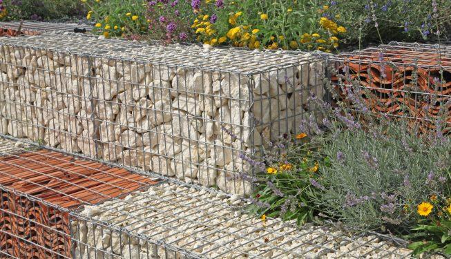 Amenagement gabion aix en provence for Amenagement jardin en provence